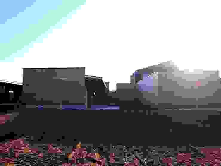 10 logements sociaux Passifs Maisons modernes par Allegre + Bonandrini architectes DPLG Moderne