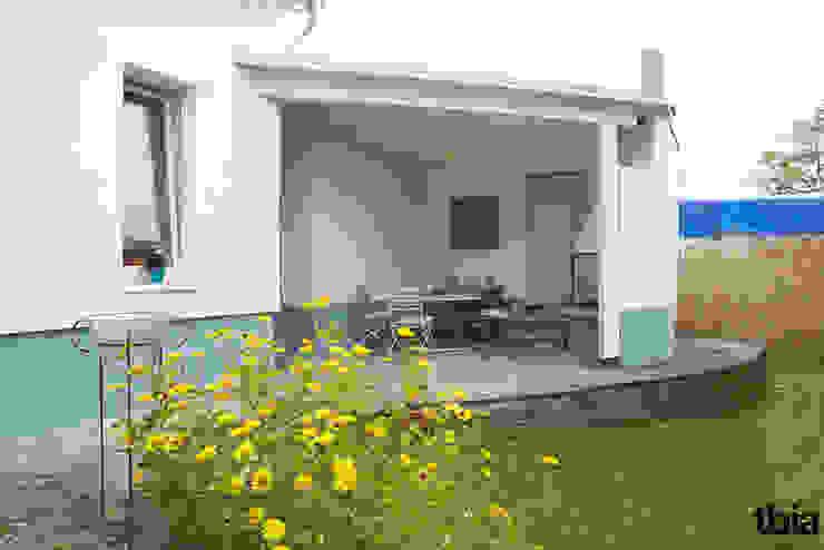 Balcon, Veranda & Terrasse classiques par tbia - Thomas Bieber InnenArchitekten Classique