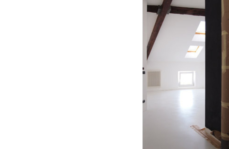 appartamento B di michele roccabruna architetto Moderno