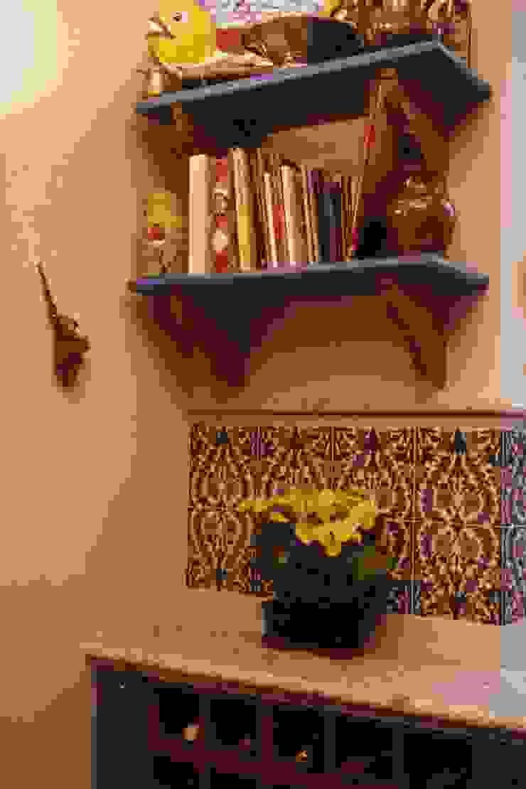 CASTELLETTO Cucina in stile rustico di Studio Messori Rustico