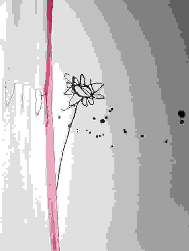 Détails de la décoration Chambre par Delphine Gaillard Decoration