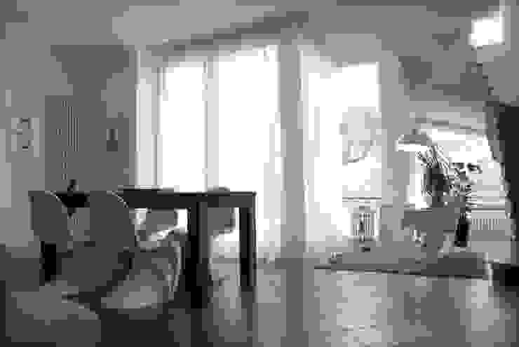 soggiorno Sala da pranzo moderna di Emmepi Design Moderno