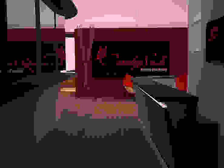 Carolyn Smith Dance Academy Palestra in stile moderno di linea contemporanea home Moderno