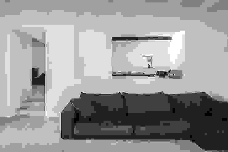 A2 house Salas de estar modernas por vps architetti Moderno