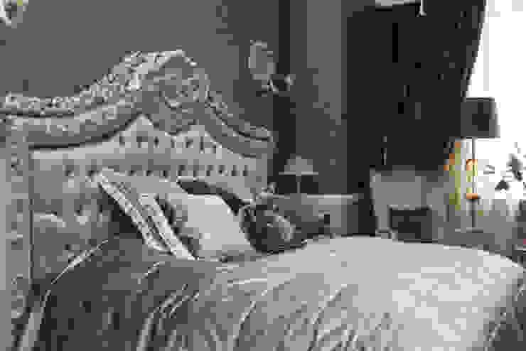 Scultura & Design S.r.l.의  침실, 클래식