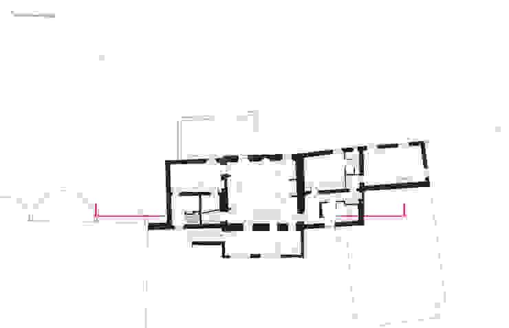 A2 house Casas modernas por vps architetti Moderno