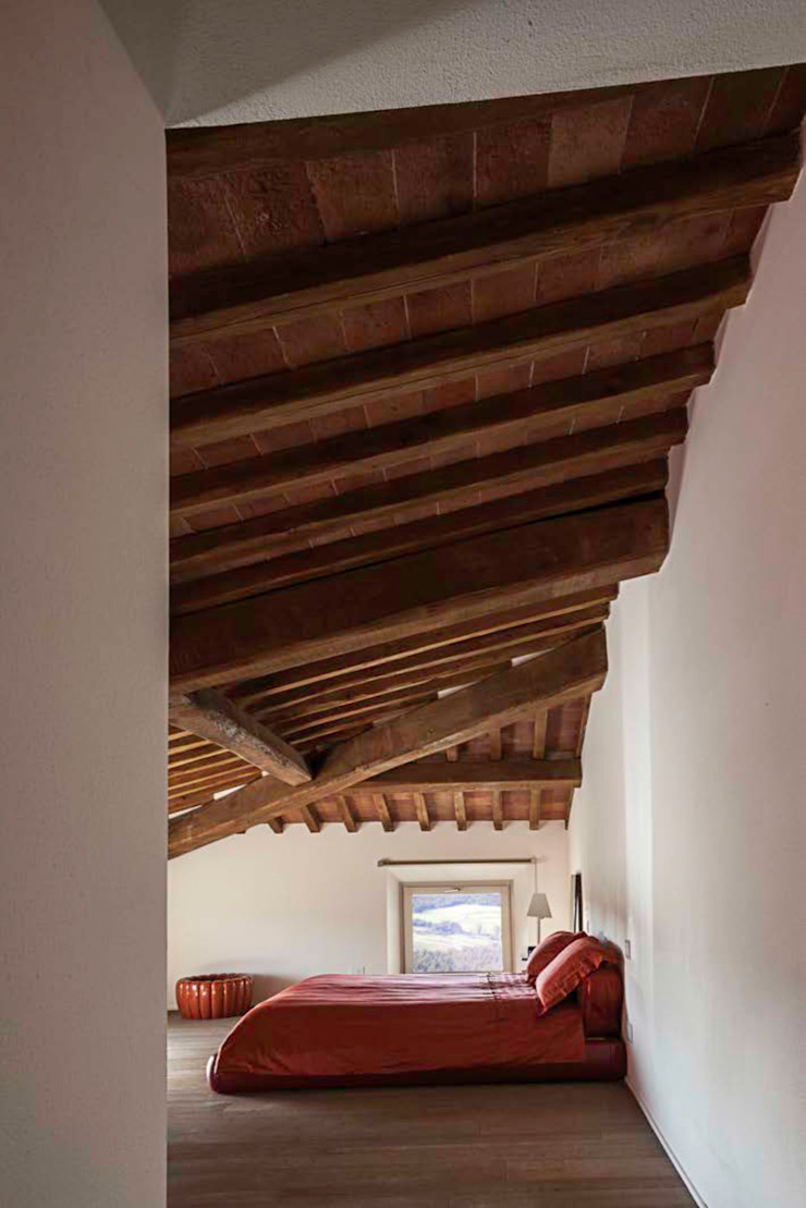 A2 house Modern style bedroom by vps architetti Modern