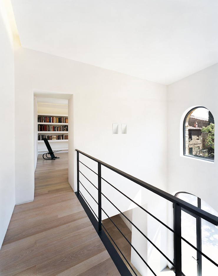 casa A1 Ingresso, Corridoio & Scale in stile moderno di vps architetti Moderno