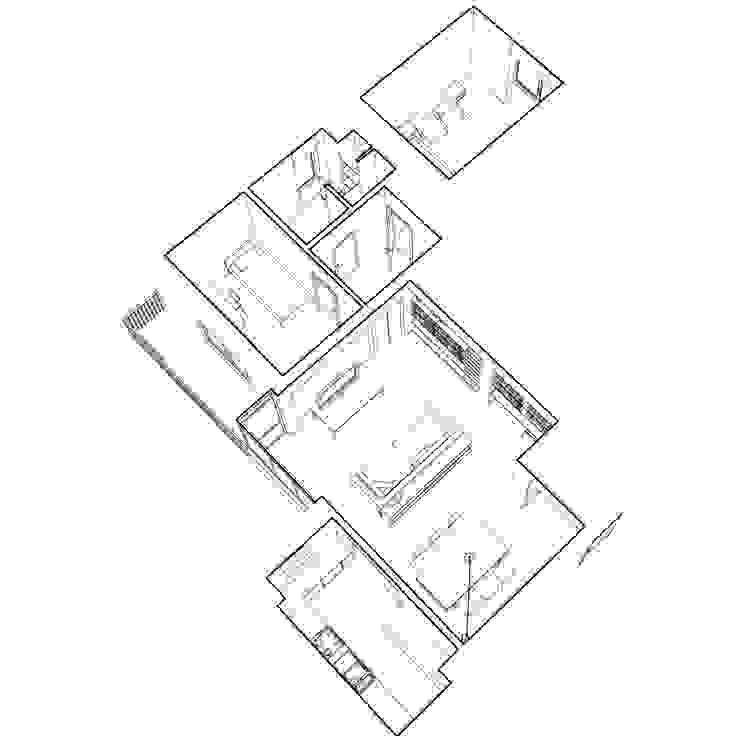 modern  by Gru architetti, Modern