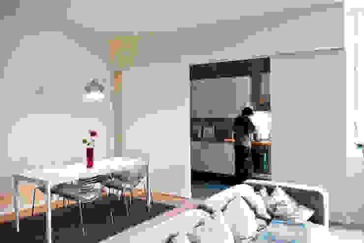 Modern Mutfak Gru architetti Modern
