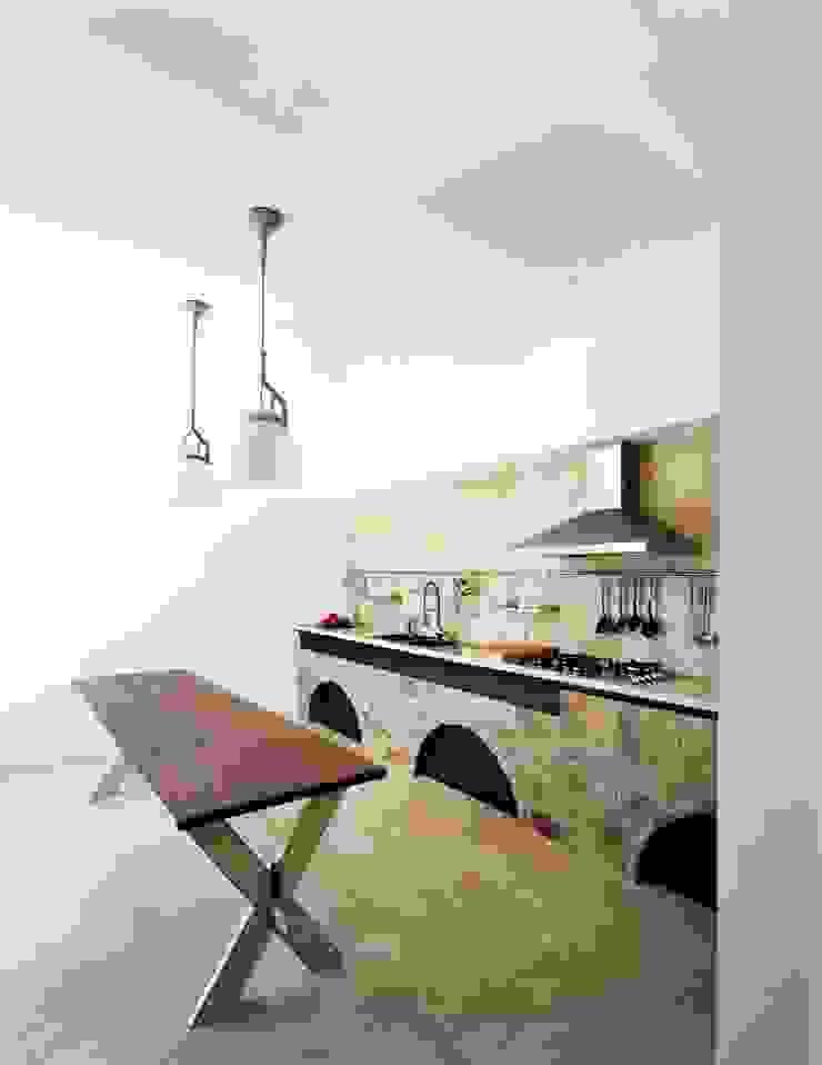 casa A1 Cucina moderna di vps architetti Moderno