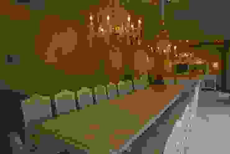 Eklektik Yemek Odası Scultura & Design S.r.l. Eklektik