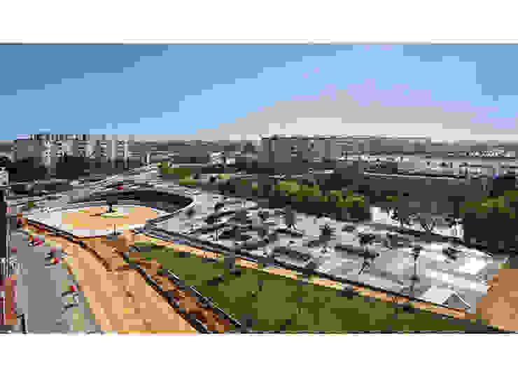 MUSIC PARK IN SEVILLA Estadios de estilo moderno de COSTA FIERROS ARQUITECTOS Moderno