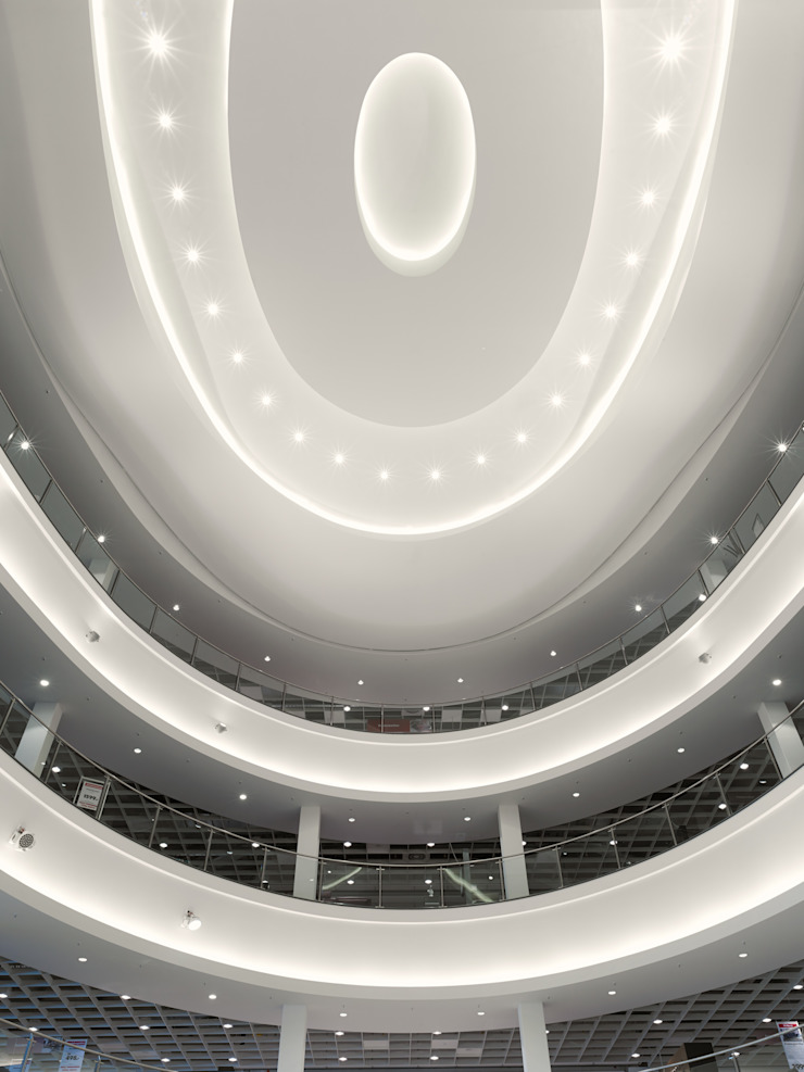 Tobias Link Lichtplanung Kantor & Toko Modern