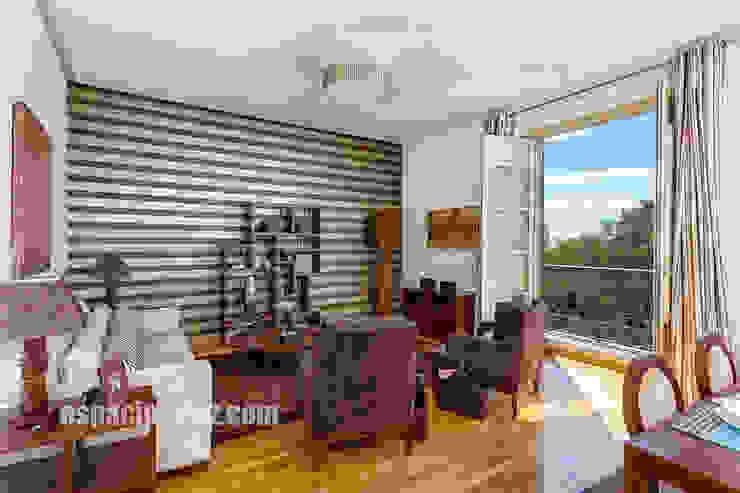 Modern Living Room by Espacios y Luz Fotografía Modern