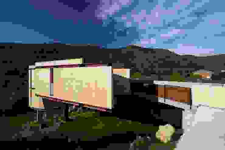 Casa Mariposa en Besalú Casas de estilo moderno de MIAS Architects Moderno