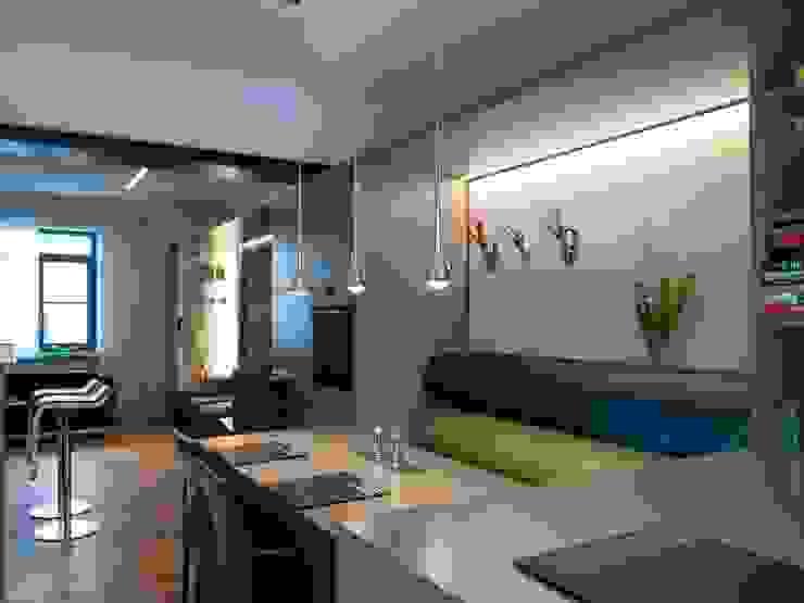 Ruang Makan Modern Oleh Bolz Licht und Wohnen · 1946 Modern