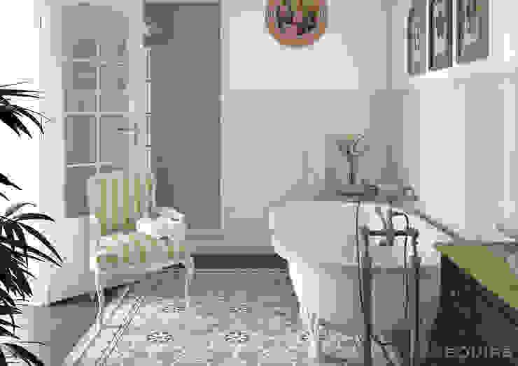 Colonial style bathroom by Equipe Ceramicas Colonial
