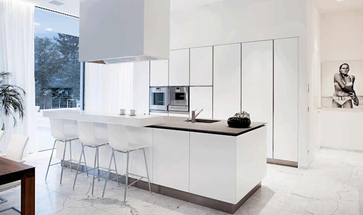 monovolume architecture + design Kitchen