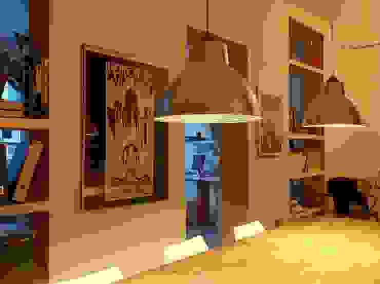 estudio en Maadrid Alacet Arquitectura SL Estudios y despachos de estilo industrial