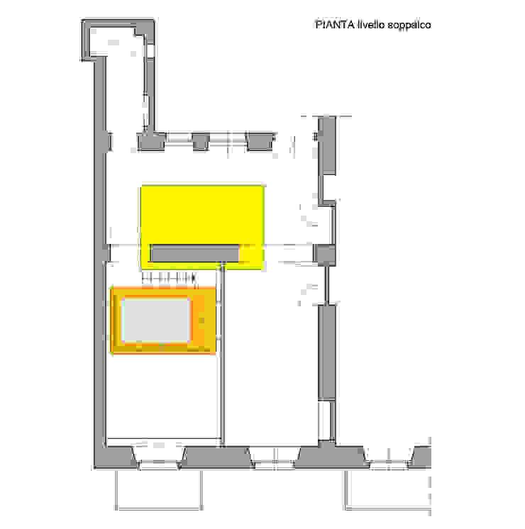 Nowoczesne domy od studioata Nowoczesny