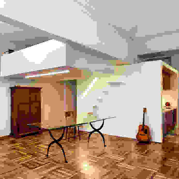 studioata Modern living room