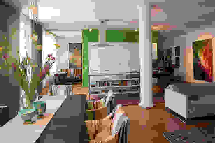 Loft Elke Altenberger Interior Design & Consulting Ausgefallene Küchen