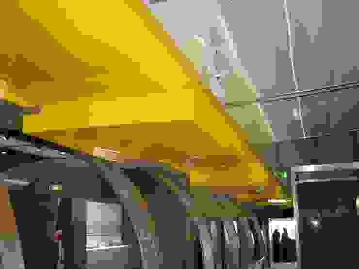 Progettazione e assistenza sul cantiere modifiche stand Caesar per CERSAIE 2006 di Luca Bucciantini Architettura d' interni