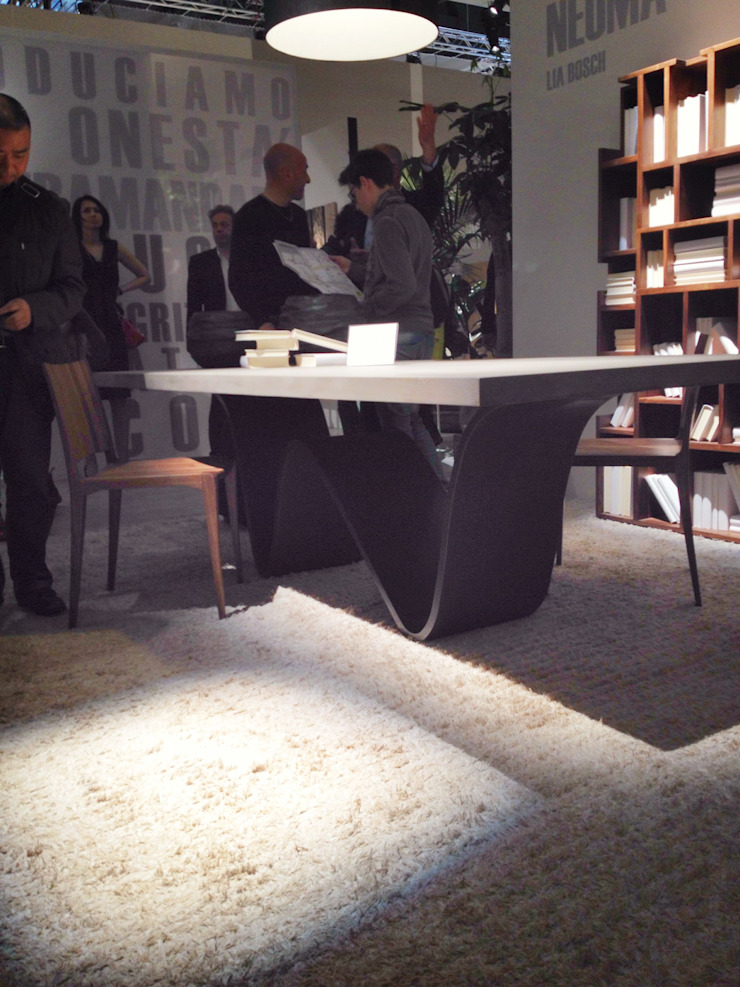 """Bree e Onda"" Table Fabio Passon & Marco Savorgnani Dining roomTables"