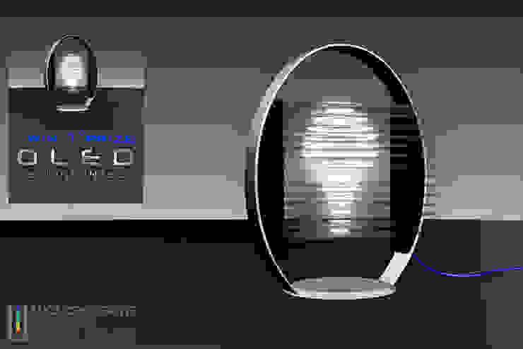 Oled:  in stile industriale di Luca Centofante Design Studio, Industrial