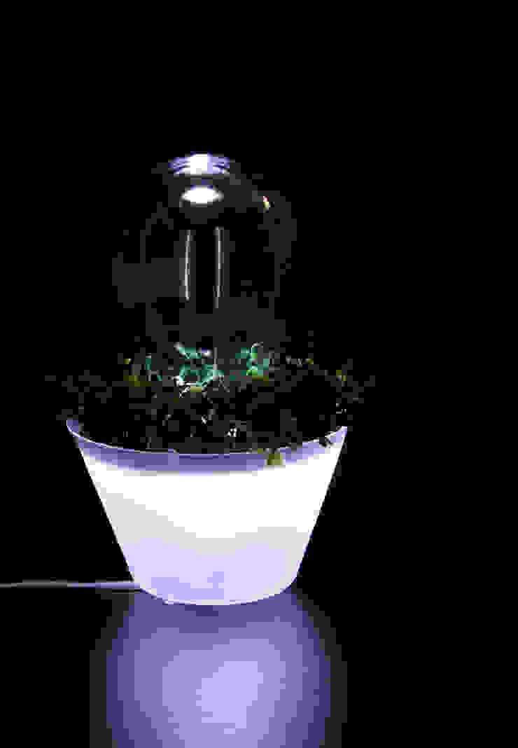 ledpot:  in stile industriale di Luca Centofante Design Studio, Industrial