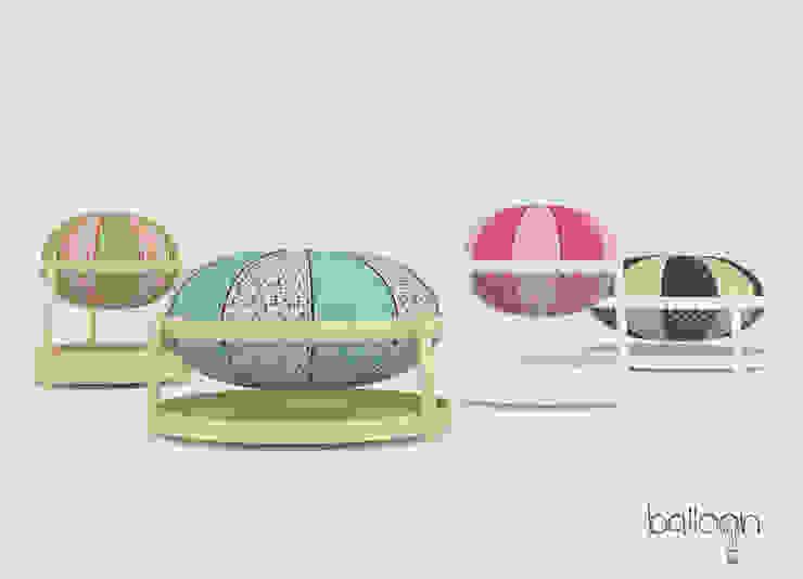 par Officina41 Design Group Éclectique