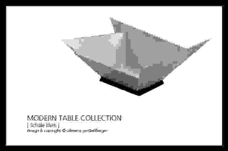 Modern Table Collection - Schale [ klein ]: modern  von GERSTENBERGER®,Modern