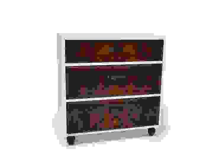 The three old abandoned drawers neuformat möbeldesign