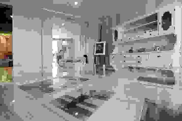 Rustic style kitchen by Rachele Biancalani Studio Rustic
