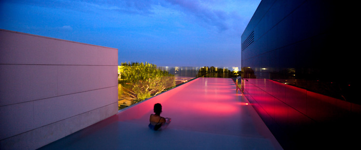 Home Pool by MARIO COREA ARQUITECTURA