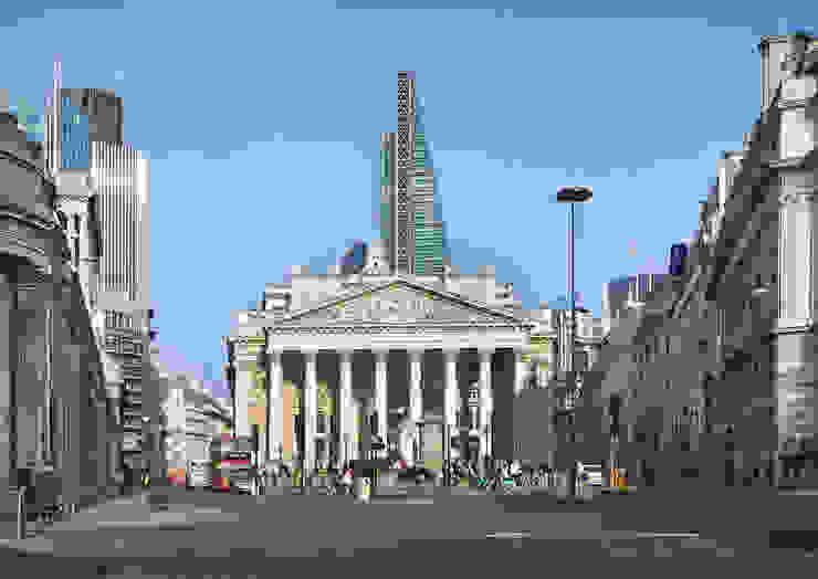 Calastone (fund industry)—London Headquarters Modern museums by ÜberRaum Architects Modern