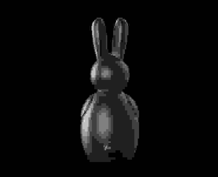 Bunny - Vista Posteriore:  in stile industriale di Gaudenzio Ciotti - Design Studio, Industrial