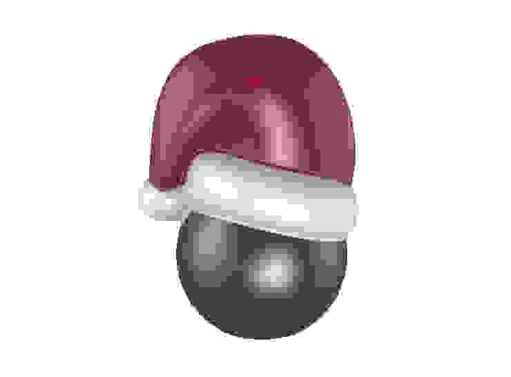 Santa Claus:  in stile industriale di Gaudenzio Ciotti - Design Studio, Industrial