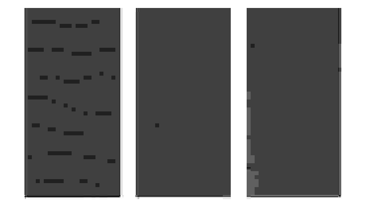 Choco Tablet:  in stile industriale di Gaudenzio Ciotti - Design Studio, Industrial