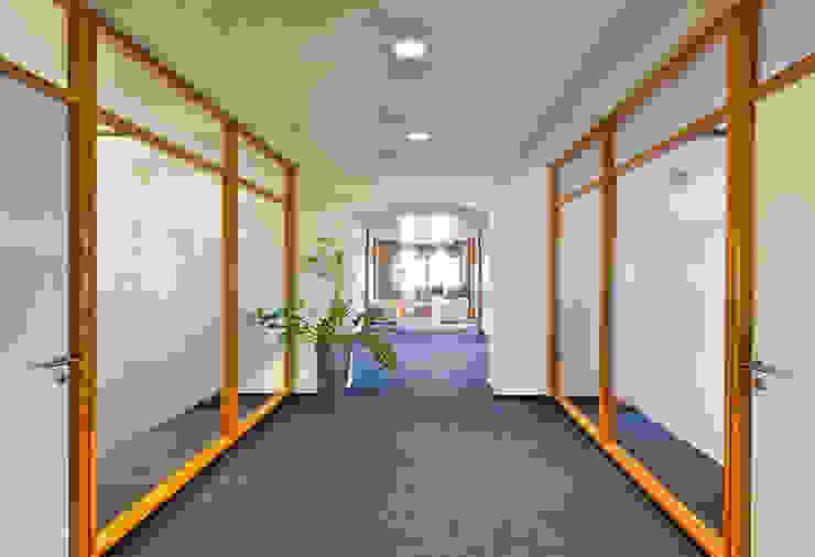 Innenraum Moderne Bürogebäude von BITSCH + BIENSTEIN Architekten PartGmbB Modern