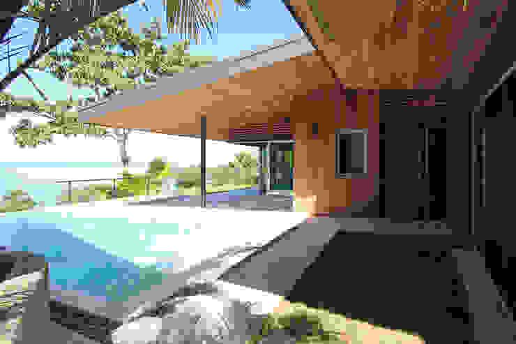 Modern style gardens by Filippo Ratini architetti Modern