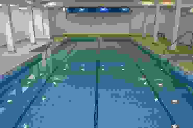 Granard School Pool Modern schools by London Swimming Pool Company Modern