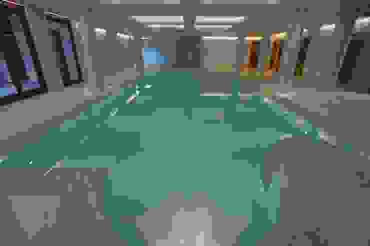 Underground Wellness Area London Swimming Pool Company Modern pool