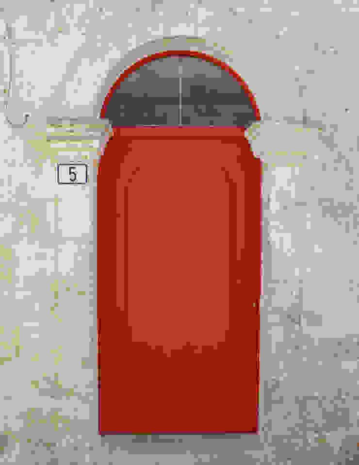 Studio Ricciardi Architetti Windows & doors Doors