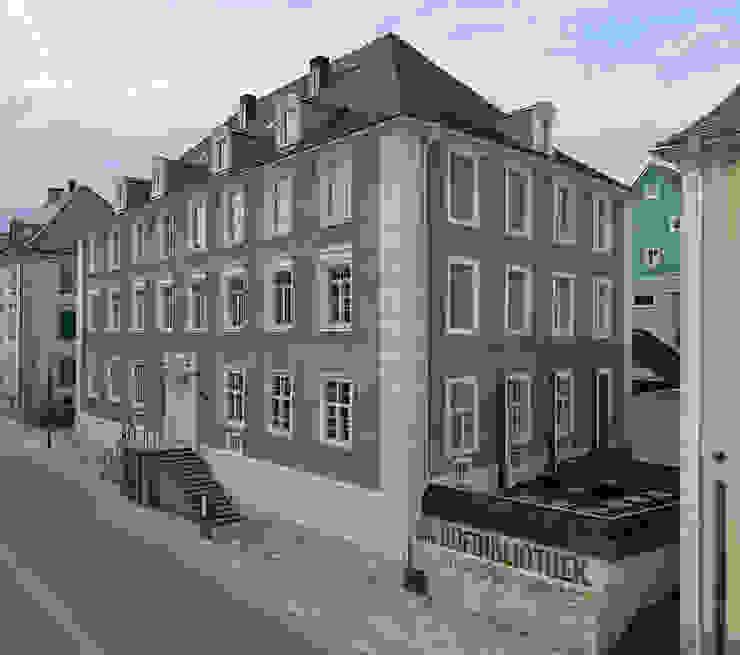 Alte Hofbibliothek, Donaueschingen Gastronomie von Gäbele Raufer & Partner Architekten
