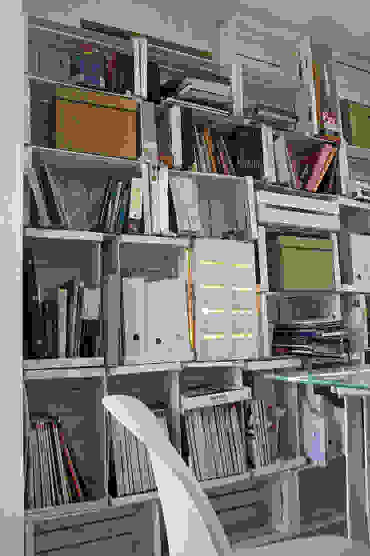 novemtriquadri Studio moderno di manuarino_architettura+design Moderno