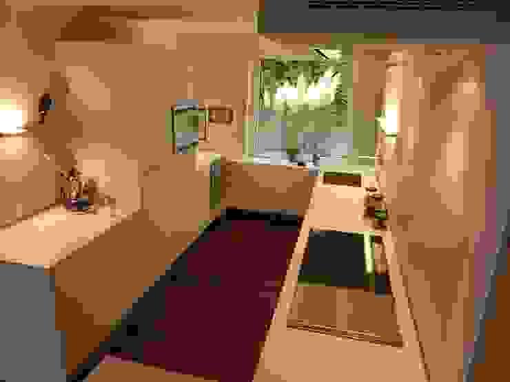 ห้องครัว by neue innenarchitektur