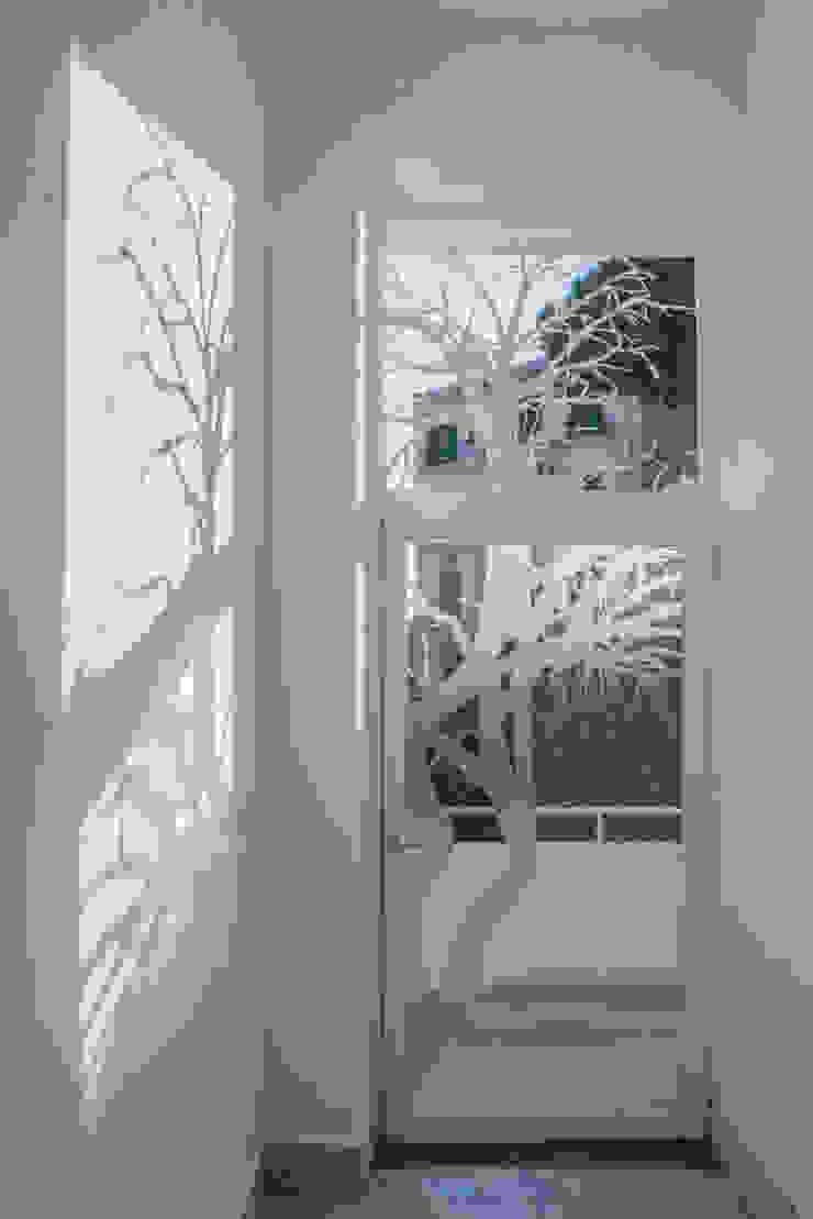 Jardines de estilo moderno de manuarino_architettura+design Moderno