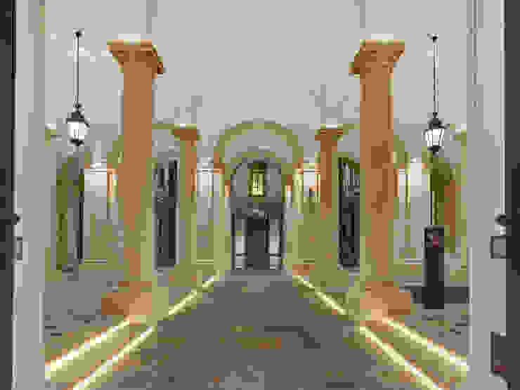 City Palais Liechtenstein by podpod design